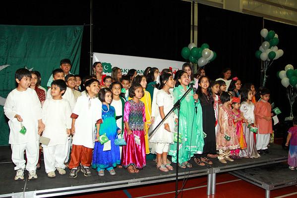 PCA Eid + Independance Day Celebrations 2012