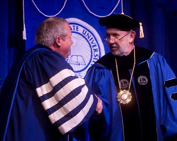 President Bradley Installation Ceremony