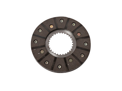 FORD TW 10 20 30 SERIES SIDE DRIVE BOX HAND BRAKE DISC PAD