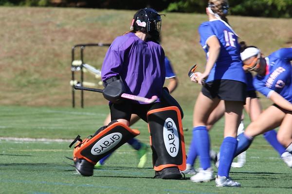 Girls' Varsity Field Hockey vs. New Hampton | October 18