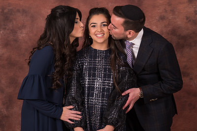 Ariella Zimmerman's Bat Mitzvah-December 2, 2018