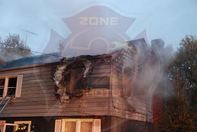 Bellmore F.D. Signal 10 2030 Hendricks Ave. 10/28/08