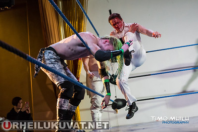 2016.1 Wrestling Show Live