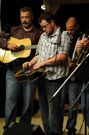 Raccoon Creek Bluegrass Festival July 2011 - Friday