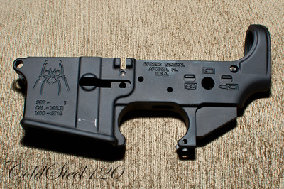 Spike's Tactical Stripped Lowers