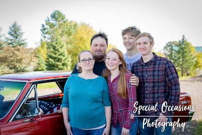 The Halderson Family