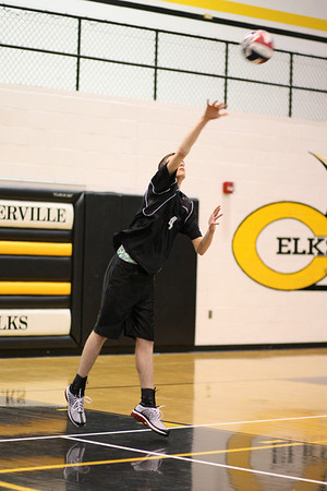 2008 Centerville High School Boys Volleyball