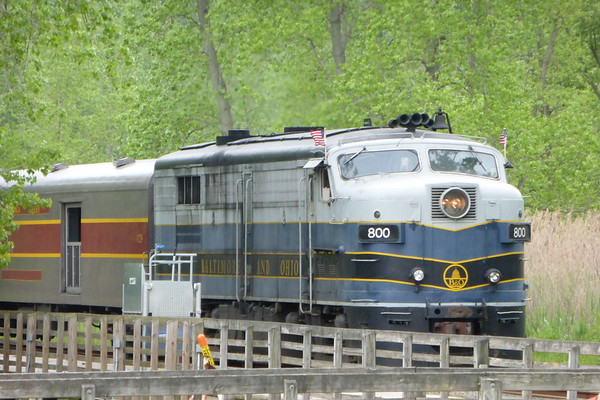 Cuyahoga Valley Scenic Railroad 05-2017