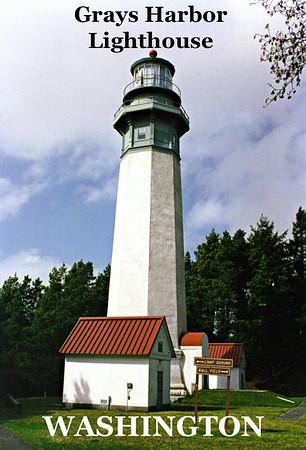 Grays Harbor Lighthouse, Washington