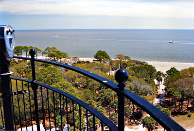 Hunting Island Light, South Carolina