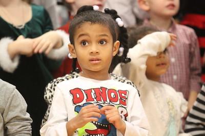 Kindergarten Concert