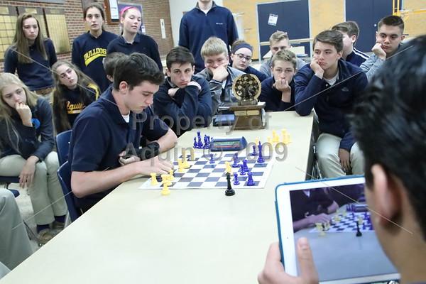 aquin senior high chess tourney finale . 5.10.17