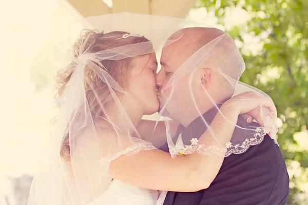 { amanda + scott } = married!