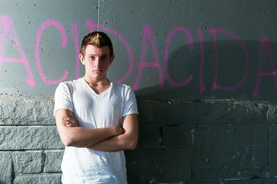 2014.Garrett Cain