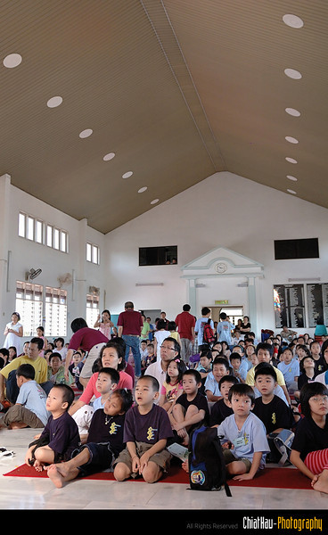 Again... BIG Hall with A lot of audience