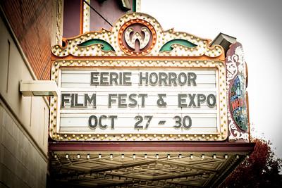 2011.10 - Eerie Horror Film Festival
