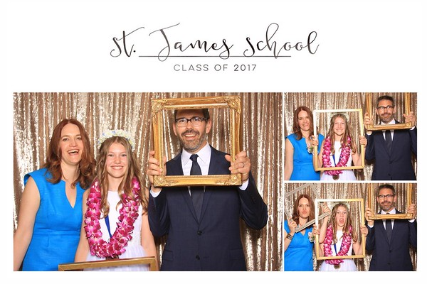 Commencement Reception Photobooth
