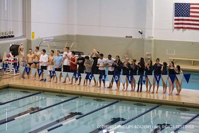 BV and GV Swimming vs NMH