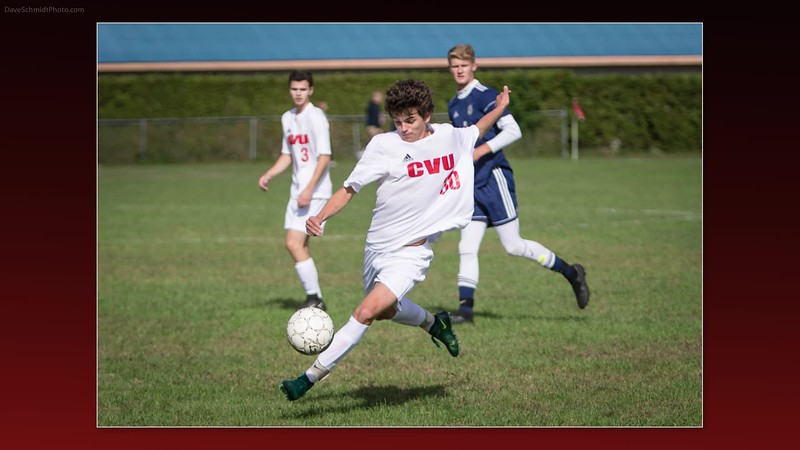 CVU Varsity Soccer Video
