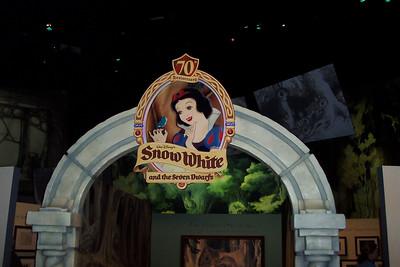 Disneyland's California Adventure Animation Building