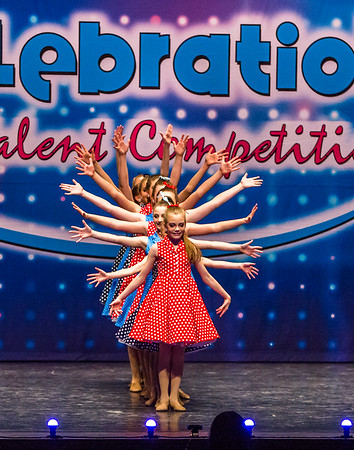 2018 Celebration Talent Competition Session TWO (12:30 to 2:30)