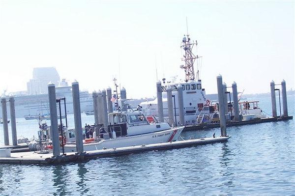 Coast Guard Tour & Demonstration 08.28.06