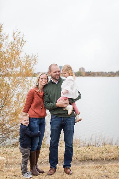 Kruger Family at Sloan's Lake