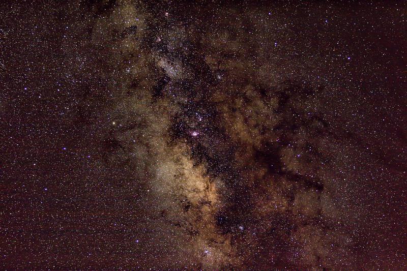 Milky Way @ 35mm