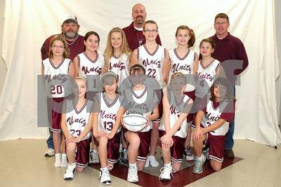 Unity Girls Basketball 2011
