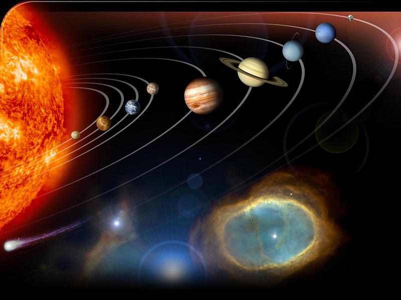 Out of This World! Planetarium Program