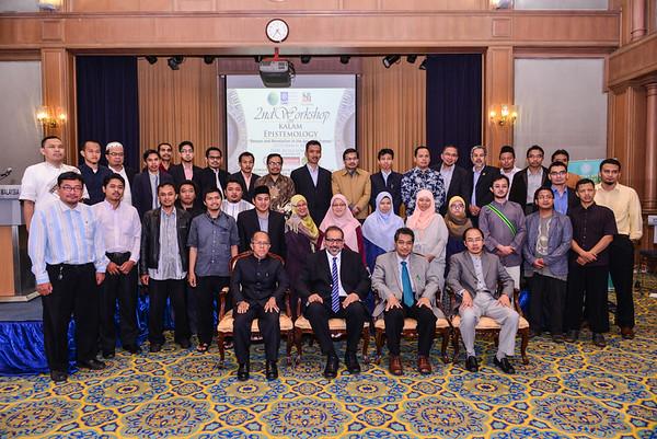 2nd Workshop on Kalam Epistemology, Kuala Lumpur