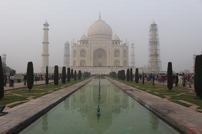 Agra, India (January 2016)