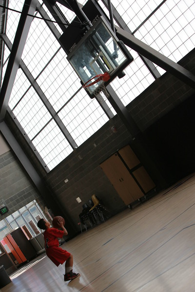 CYO Basketball January Game 2014
