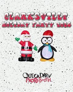 Clarksville Holiday Party 2016