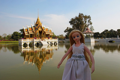 Angélique en Thaïlande