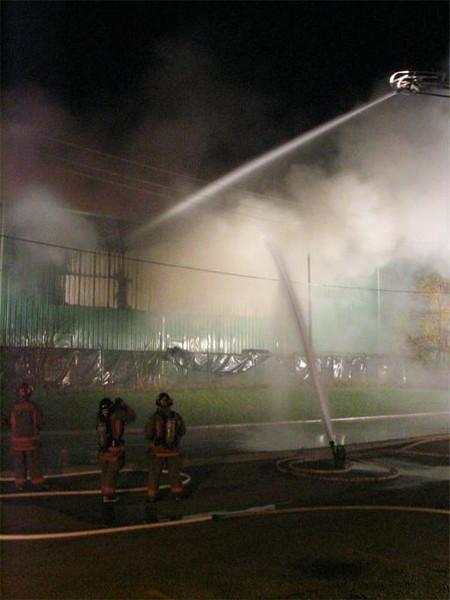 April 21, 2005 - 4th Alarm - Industrial St. & Esandar Dr.