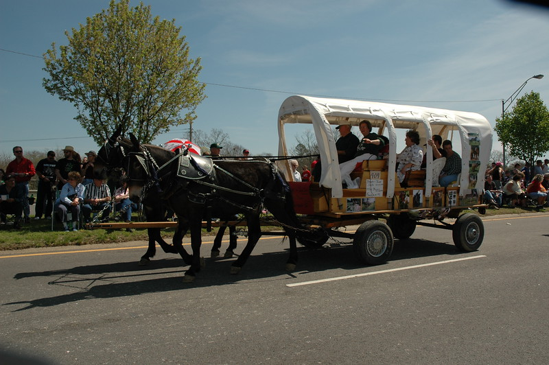 2006 Mule Day Parade