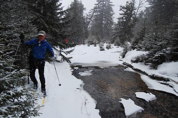 Groundhog Day Ski, (2/2009)