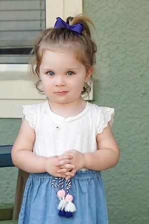 Strickland Porch Portraits