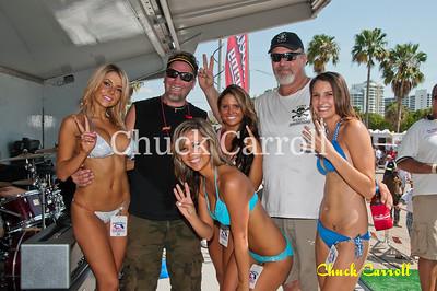 Sarasota Powerboat Grand Prix Bikini Contest 2012