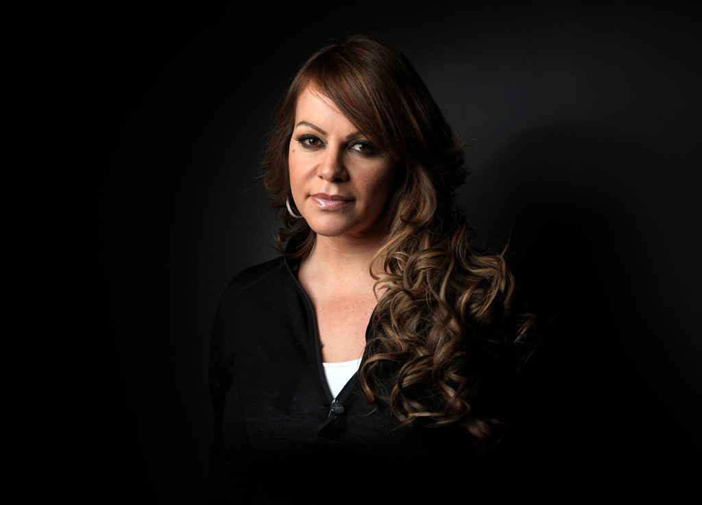 ". This Jan. 22, 2012 file photo shows singer-actress Jenni Rivera during the 2012 Sundance Film Festival to promote the film ""Filly Brown,\""  in Park City, Utah.  Rivera died in a plane crash in December at the age of 43.  (AP Photo/Victoria Will, file)"