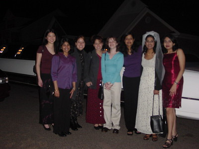 02-2001 Geetha Bridal Shower
