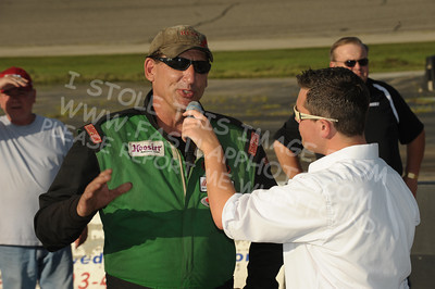 Pre Race & Driver Introductions