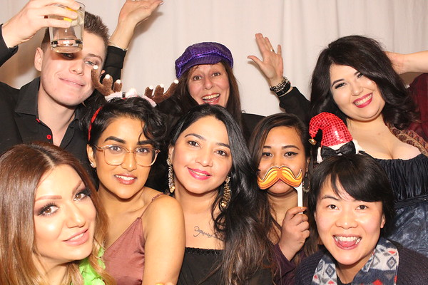 December 9, 2018 - IKEA Vaughan Holiday Party
