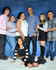 Carrasco-Marte Family 2020