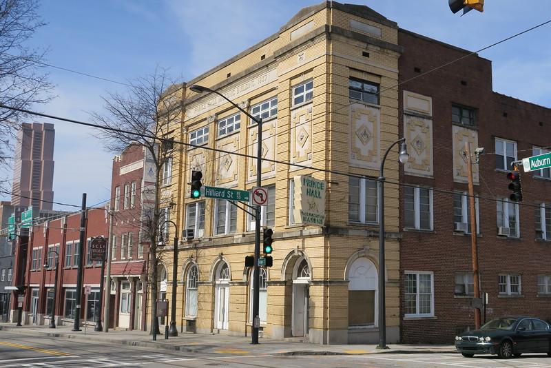 Prince Hall Masonic Building