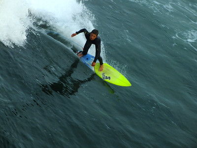 All September 2020 Daily Surfing Photos * H.B. Pier