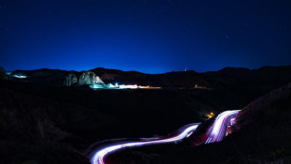 Grimes Canyon Road