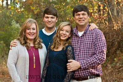 Hall Family 2016