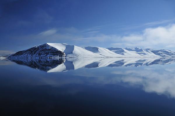 Arctic Sea and Landscapes